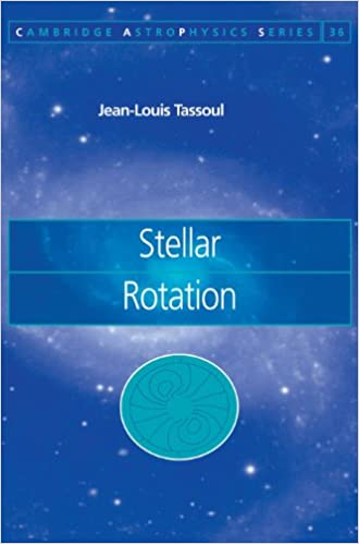 stellar rotation cambridge astrophysics