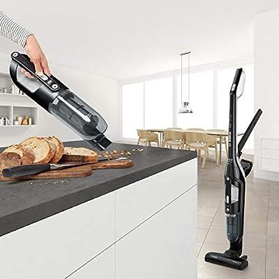 Bosch BBH32101 Aspirador de Mano y batería inalámbrica, plástico, 2 Velocidades, Negro: Amazon.es: Hogar