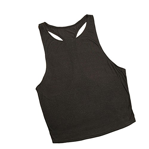 Vlunt - Camisa deportiva - para mujer negro