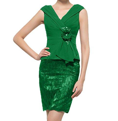 Spitze Gruen Mini Etuikleider Charmant Abendkleider Kurzes Damen Jaeger Festlichkleider Brautmutterkleider Partykleider Pvww56