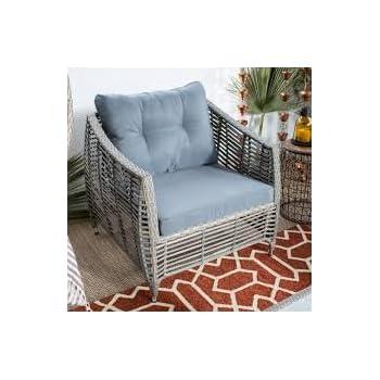 Amazon Com Dormitory Papasan Chair Swivel Patio Chair