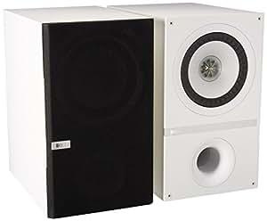 KEF Q300WH Bookshelf Loudspeakers - White (Pair)
