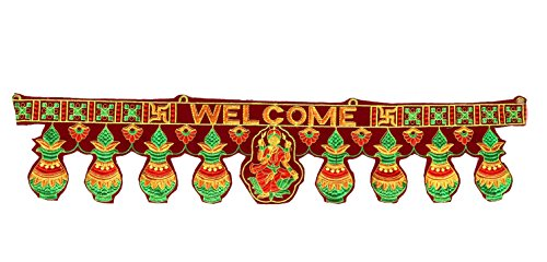 JaipurCrafts Cotton Made Door Toran Bandarwal for Home Décor
