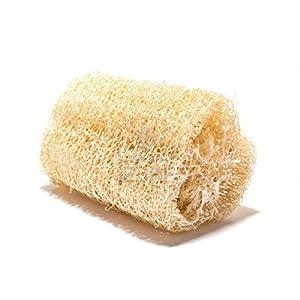 Natural Loofah Luffa Sponge Face Body Bath Shower Spa Exfoliator Scrubber string