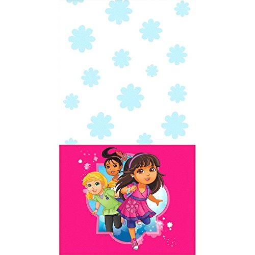 Amscan Dora and Friends Plastic Table -