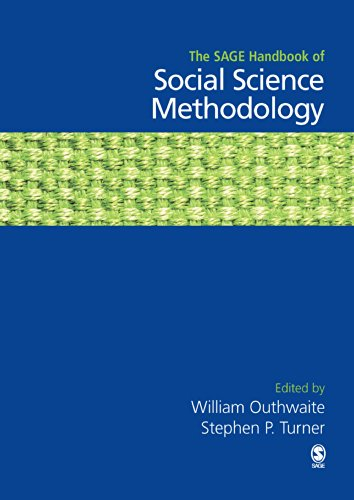 The SAGE Handbook of Social Science Methodology
