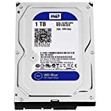 Western Digital WD10EZEX 1TB Internal Hard Drive for Desktop (Blue)
