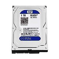 """Western Digital 1TB 3.5"""" 7200 RPM SATA III 64MB Cache Desktop Hard Drive (Blue)"""