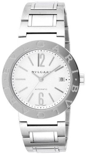 [Bulgari] Bvlgari reloj bb38wssd Auto Bulgari blanco hombres [paralelo mercancías de importación]: Amazon.es: Relojes