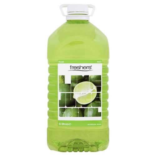 Freshers Lime Juice Cordial 5 Litres (Pack of 2 x 5ltr)