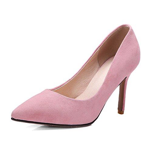 Nine SevenCourt Shoes - Sandalias con cuña mujer Rosa