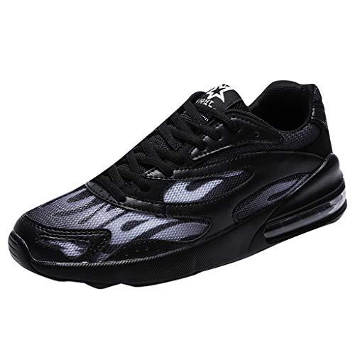 - Caopixx Men's Hiking Shoes Waterproof Skid-Proof Lightweight Sneaker for Running Trekking Outdoor Training Black