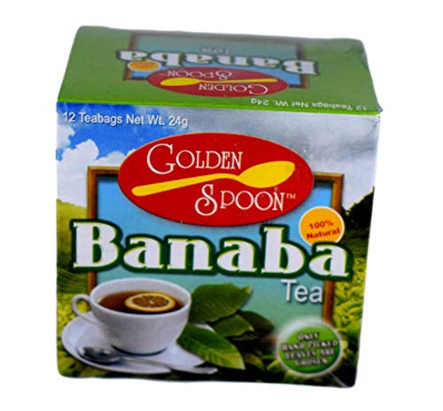 - Banaba Herbal Tea All Natural