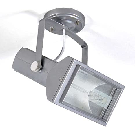QAZQA Industrial Foco Proyector ARCHIS 70w Aluminio Rectangular ...