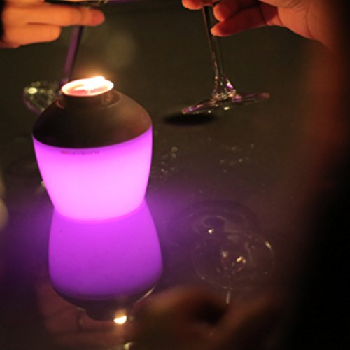 PLAYBULB Candle Bluetooth Smart Flameless LED Candle for iPhone and Android