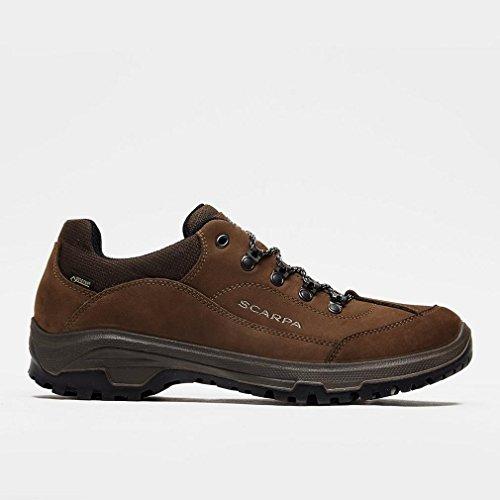 Scarpa Männer Cyrus GTX® Walking-Schuh, Braun, 46