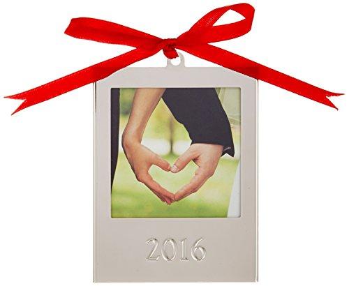 Lenox 2016 Frame Ornament
