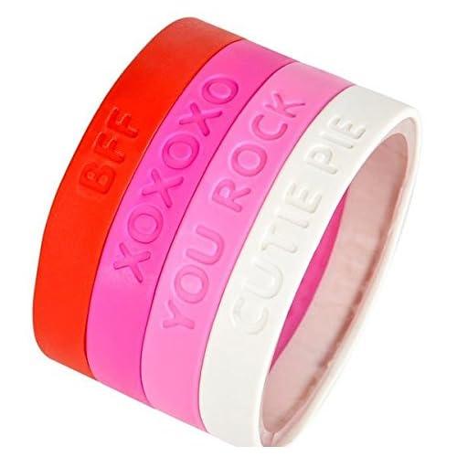 Valentine Bracelets Justin Toys : Valentine s day trinkets amazon