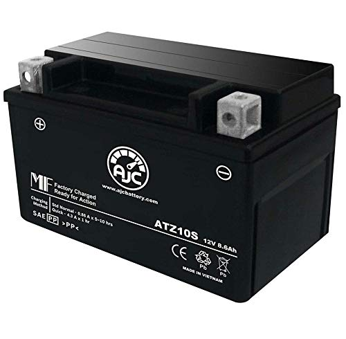 Aprilia RSV4 R Factory 1000CC Motorcycle Replacement Battery (2009-2015) - This is an AJC Brand Replacement