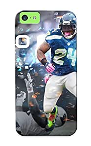 Fashion Protective Seale Seahawks Football Nfl Case Cover For Iphone 5c wangjiang maoyi