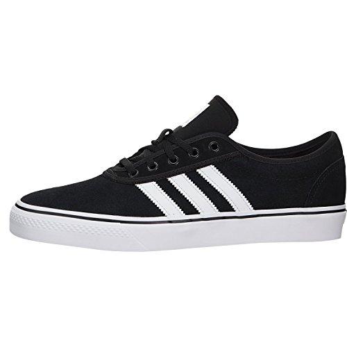 Adidas Originals Men's Adi-Ease, Core Black/White/Core Black, 9.5 M US