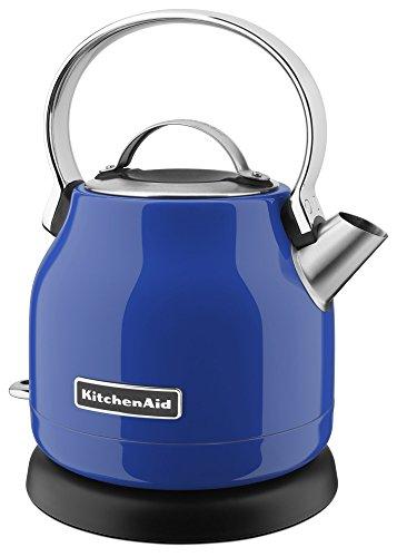 (KitchenAid KEK1222TB Electric Kettle, 1.25 L, Twilight Blue )