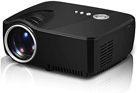 Asg Proyector HD 1080P Mini Micro LED Proyector HD Nivel HiFi ...