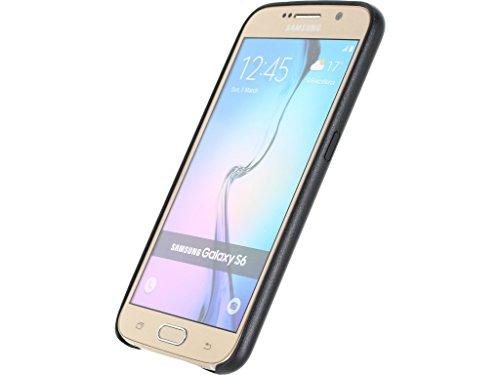 mobilize Leather Case Samsung Galaxy S6g920F Noir