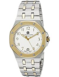 Charles-Hubert, Paris Women's 6908-G Premium Collection Analog Display Japanese Quartz Two Tone Watch