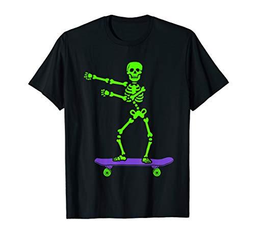 Funny Skeleton Dance Halloween Costume T-Shirt ()