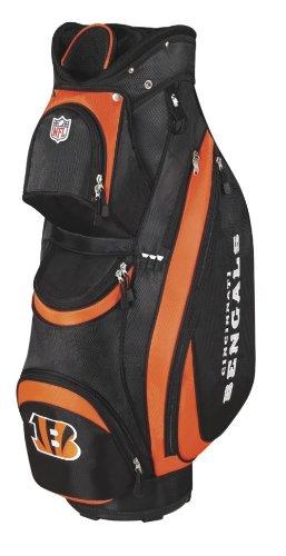 Wilson NFL Cincinnati Cart Bag (Wilson Nfl Golf Cart Bag)
