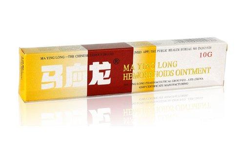 Mayinglong Musk Hémorroïdes pommade à 5 Pak - (5 X 10 gm)