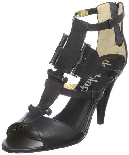 daniblack Women's Jagger Hindge Sandal