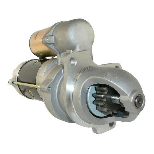 DB Electrical SNK0022 Starter For Bobcat Articulated Loader 1600 / Skid Steer Loader 645, 753, 763, 773, 7753 / Clark Skid Steer Loader 763, 773/6660797, 10465346, 10465348, 10465420, 10479613 by DB Electrical