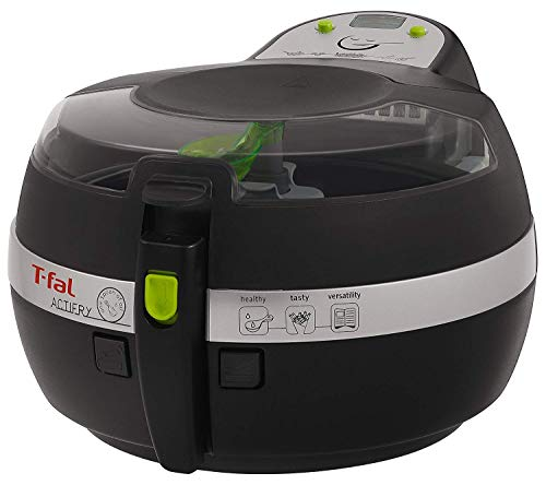 T-Fal FZ710851 Actifry Electric Fryer, Black (Best Oil For Actifry)