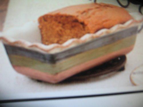 Gail Pittman Stoneware Loaf Pan
