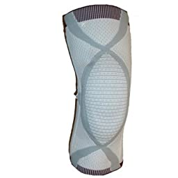 PROLITE 3D Knee Support, White, Large