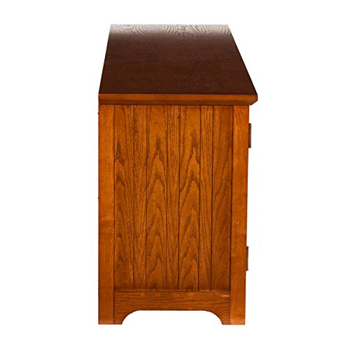 037732099071 - Remington Mission Oak Media Stand carousel main 5