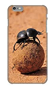 New Style Tpu 6 Plus Protective Case Cover/ Iphone 6 Plus Case - Animal Dung Beetle