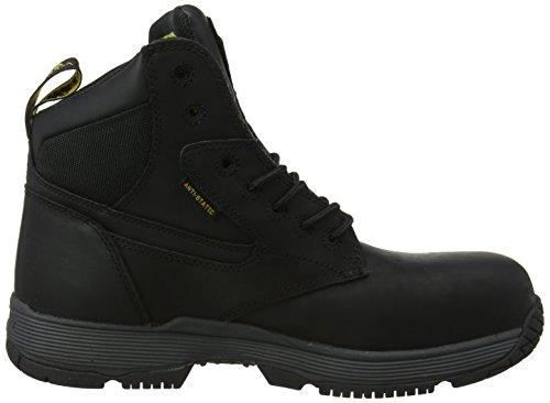 Adulte Martens Chaussures Sécurité S1p 001 Noir De black Dr Corvid Mixte 0qZg0d