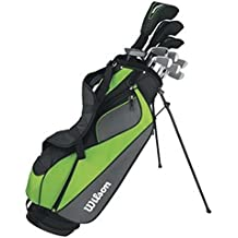 Wilson Men's HyperSpeed Complete Standard Golf Club Set & Bag WGGC47310 (Right)
