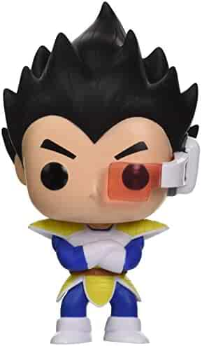 Funko POP! Anime: Dragonball Z Vegeta Action Figure