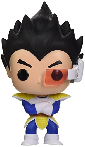 Funko POP! Anime: Dragonball Z Vegeta Action - Game Video Character A Make