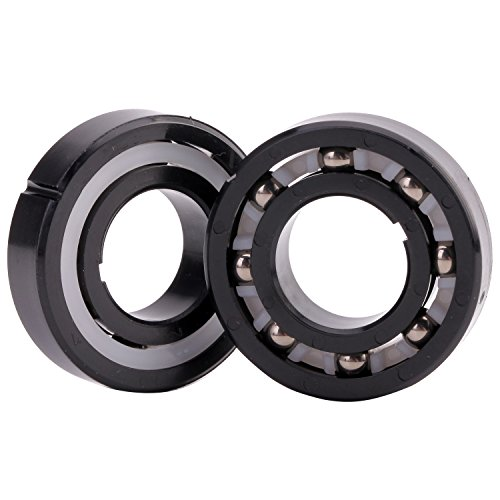 XiKe 2 Pack AXV055P Turbine Bearings. Replace Hayward Navigator, Ultra Vac, AquaBug, Diver Dave and Wanda Whale. Cleaner Models 925, 925ADC, 925ADV, 925ADF, 2025V and 2025CS. (Whale Wanda)