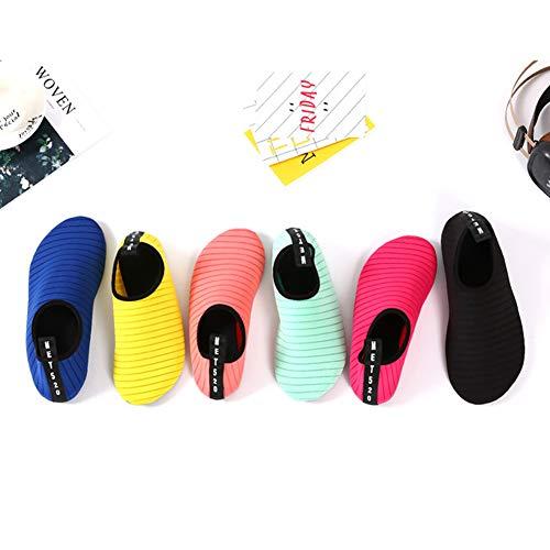 de 26 Enfant Yoga F 27 de de Chaussures Chaussures de Ski de Chaussures Chaussures Roulant Plage Tapis Nautique Plongée ffUOap