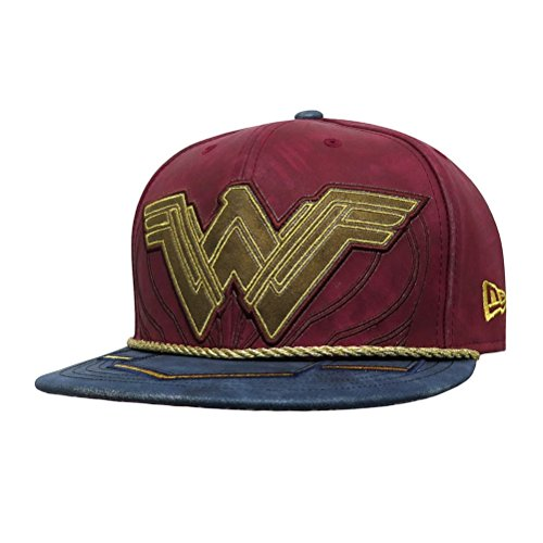 - Wonder Woman Movie Battle Armor 59Fifty Fitted Hat- 7 5/8