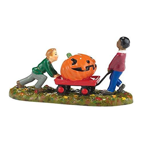 Department 56 Bringing Home The Winner Figurine (Halloween Winner)