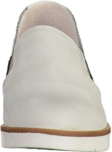 SPM 61516336 Damen Slipper Beige(Beige/Silber)