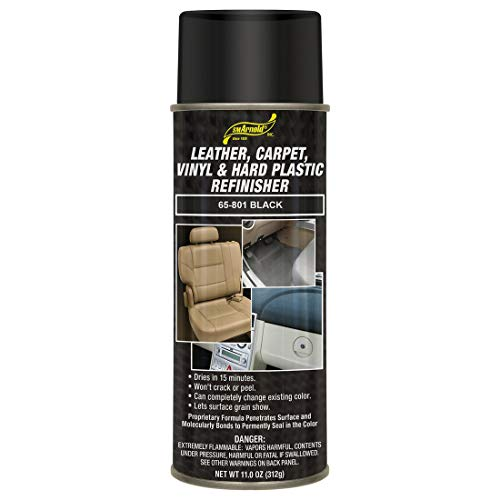 S. M. Arnold Black Leather, Carpet, Vinyl & Hard Plastic Refinisher [65-801], 11. Fluid_Ounces
