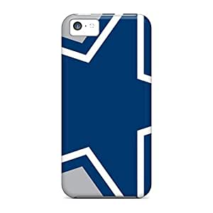 LJF phone case Elaney Perfect Tpu Case For iphone 4/4s/ Anti-scratch Protector Case (dallas Cowboys)